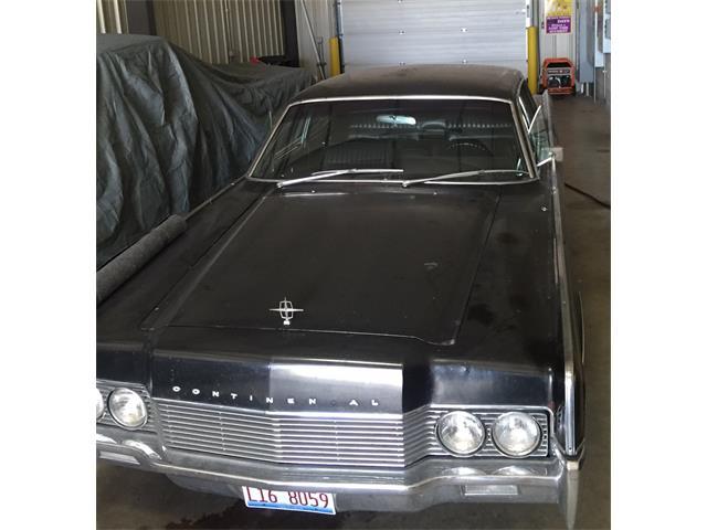 1966 Lincoln Continental | 665108