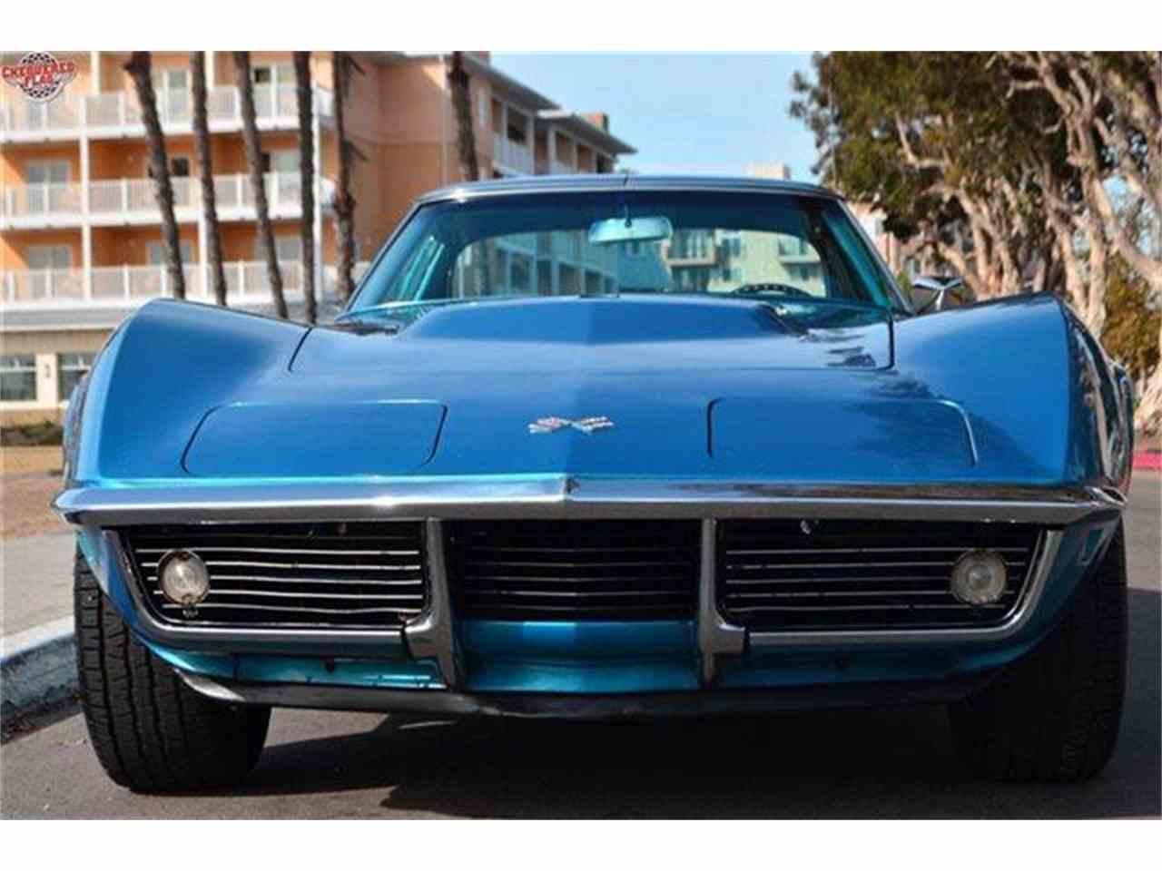 1968 Chevrolet Corvette for Sale | ClassicCars.com | CC-665194