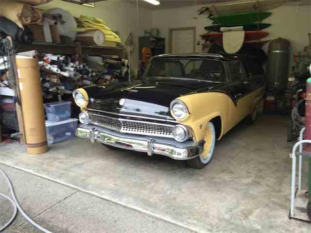 1955 Ford Sunliner | 665218