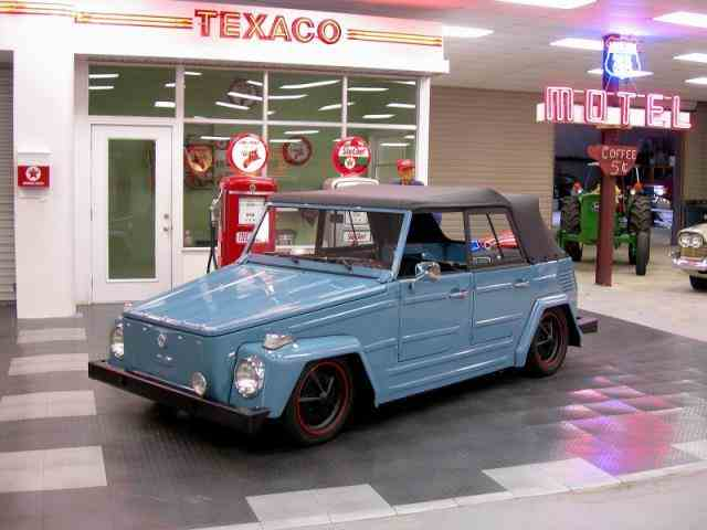 1974 Volkswagen Thing | 665344