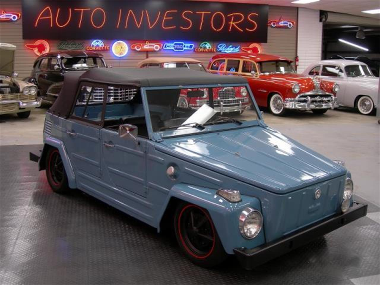 1974 Volkswagen Thing For Sale Classiccars Com Cc 665344