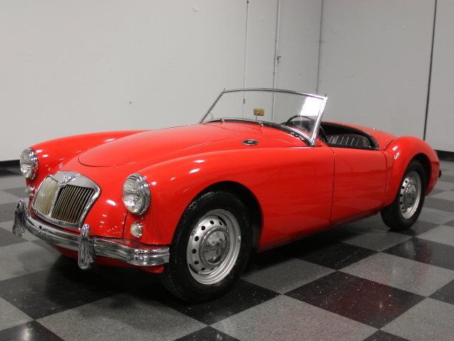1959 MG MGA | 665440