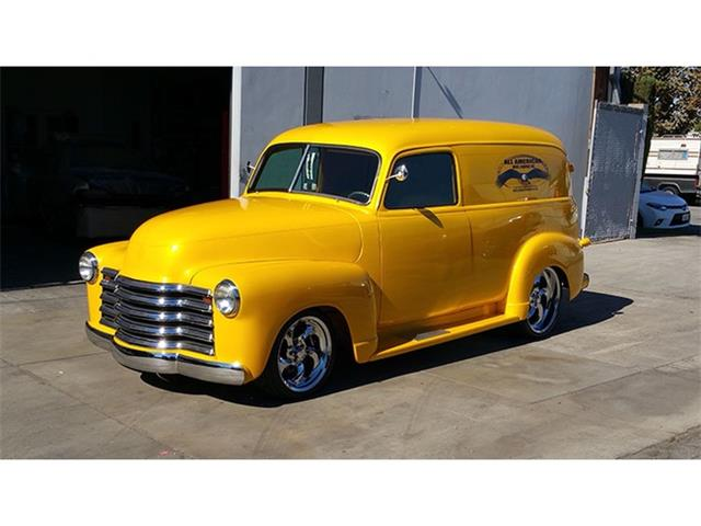 1947 Chevrolet Panel Delivery | 665600