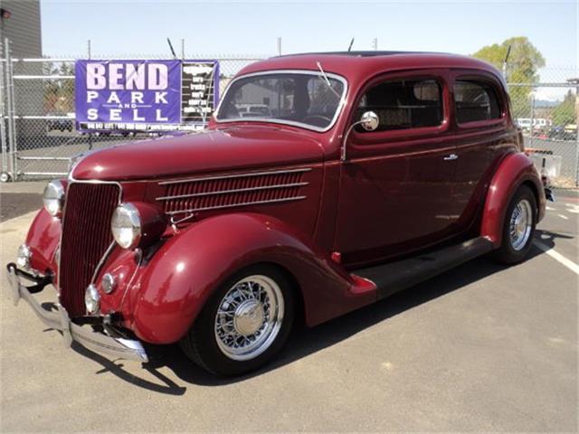 1936 Ford 2-Dr Sedan | 665893
