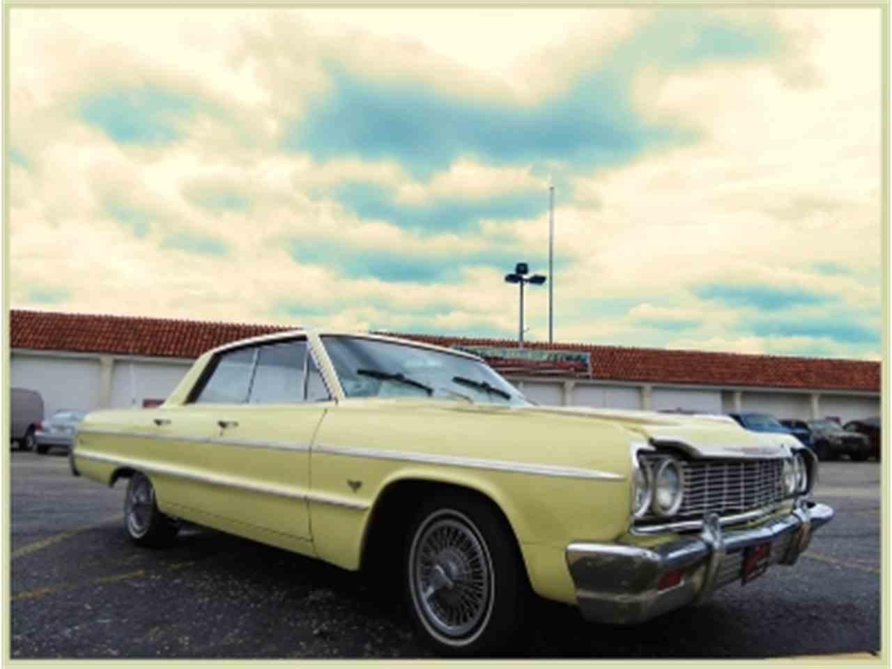 1964 Chevrolet Impala for Sale | ClassicCars.com | CC-666001