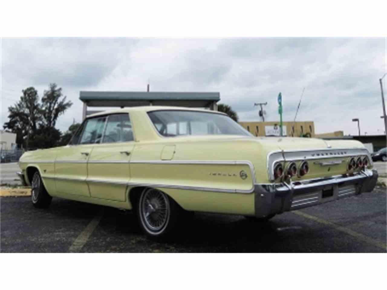 Large Picture of '64 Impala - E9W1