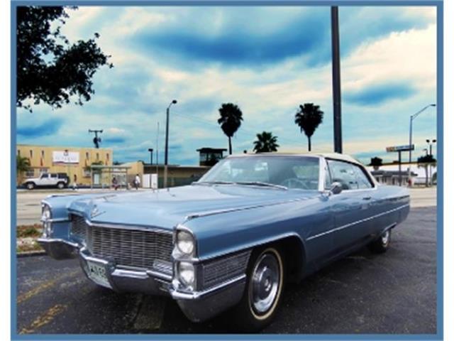 1965 Cadillac DeVille | 666004