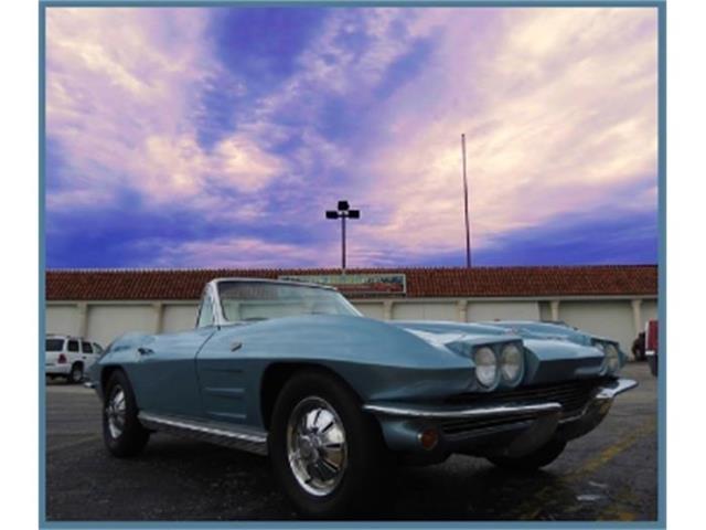 1964 Chevrolet Corvette | 666005
