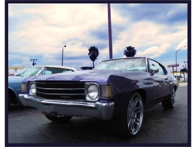 1972 Chevrolet Chevelle | 666006