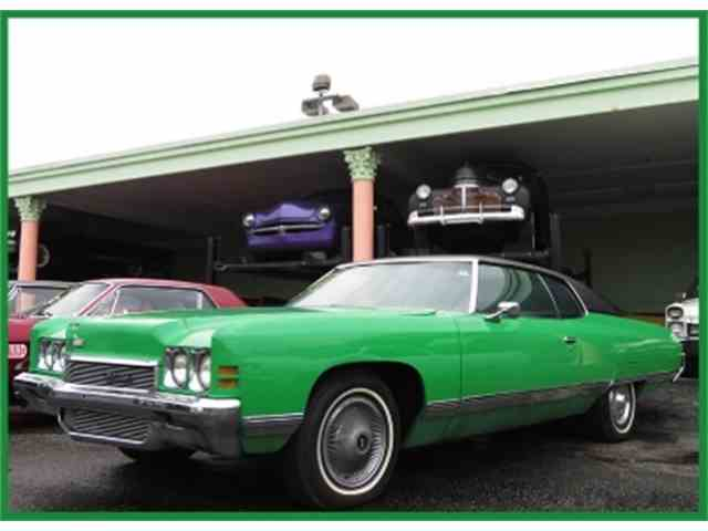 Picture of 1972 Chevrolet Caprice Offered by Sobe Classics - E9W7