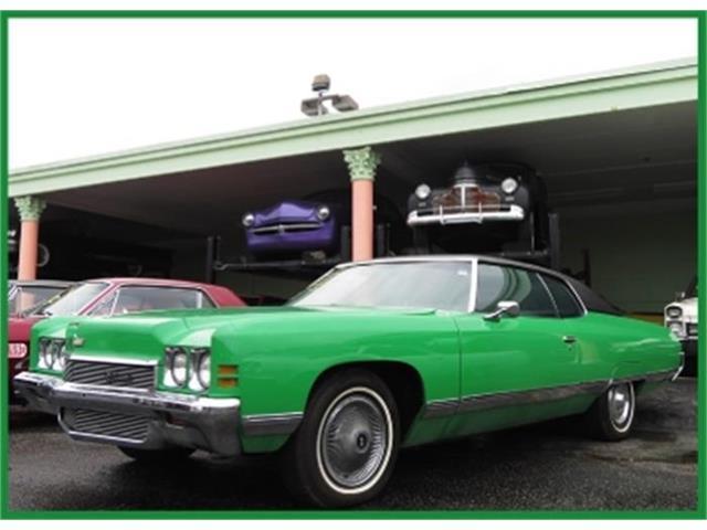 1972 Chevrolet Caprice | 666007