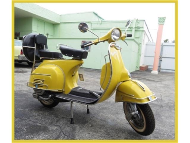 1966 Vespa Scooter | 666009