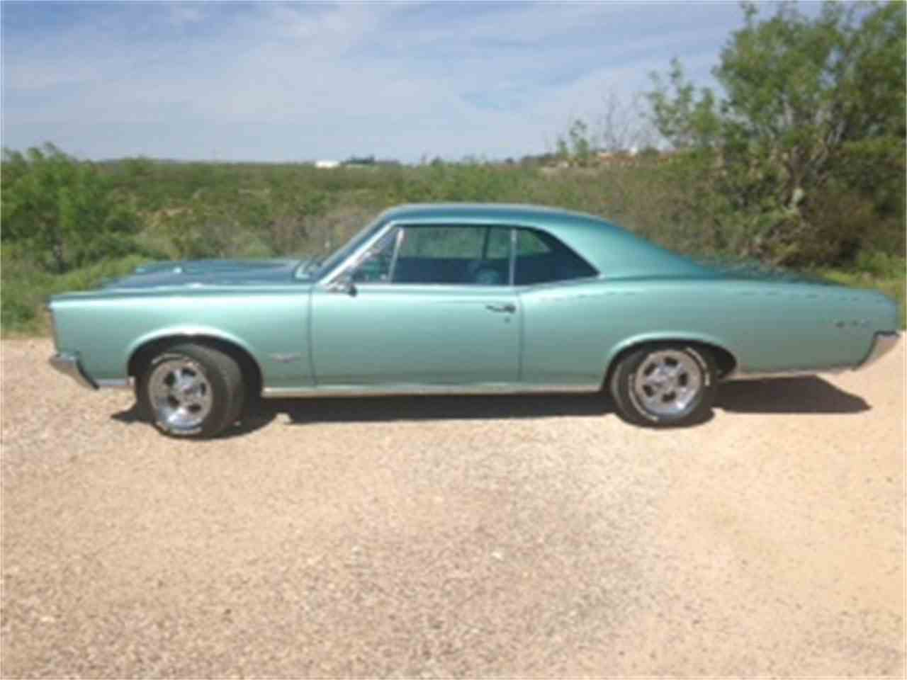 Large Picture of 1966 Pontiac GTO located in Texas - $55,000.00 - EA2A