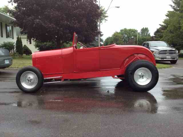 1929 Ford Roadster | 666436