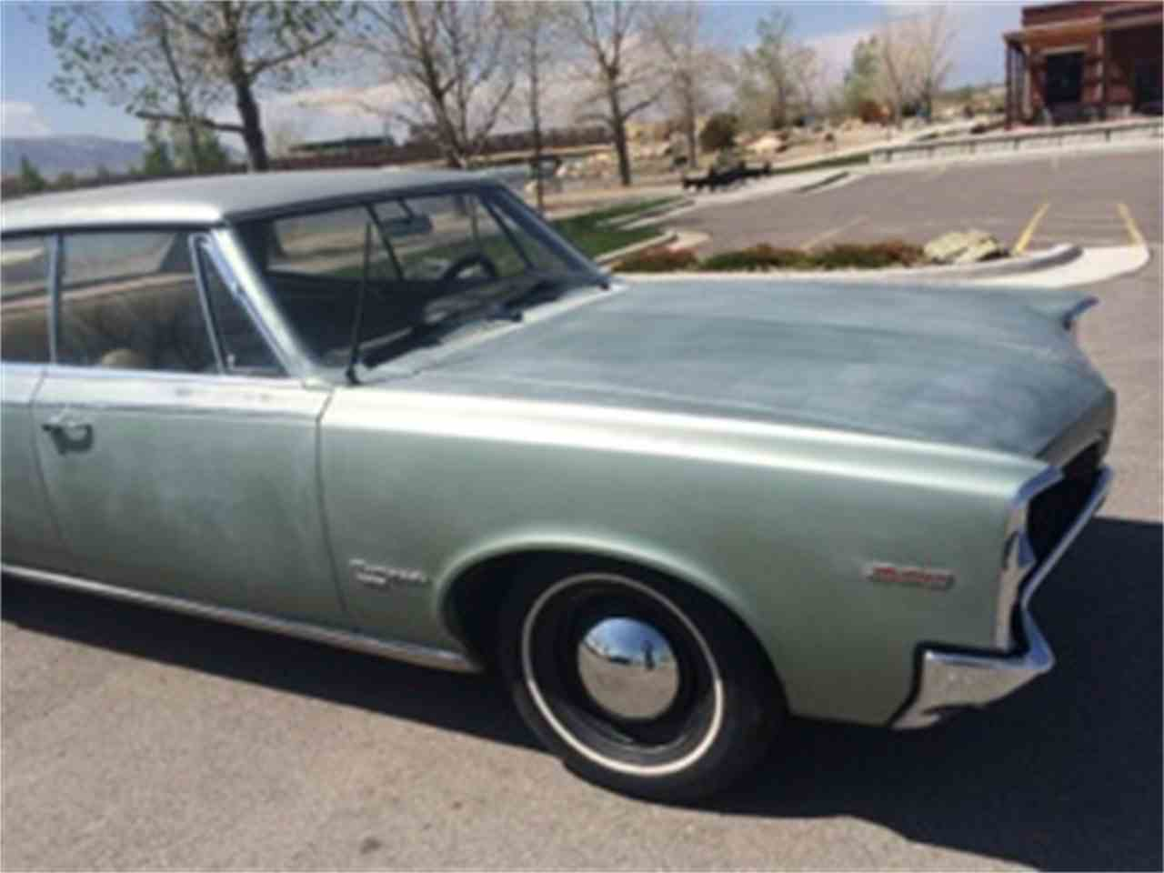 classifieds for classic vehicles in wyoming available 1966 pontiac tempest 666440