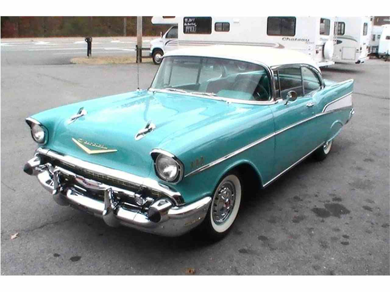 1957 Chevrolet Bel Air for Sale - CC-666565