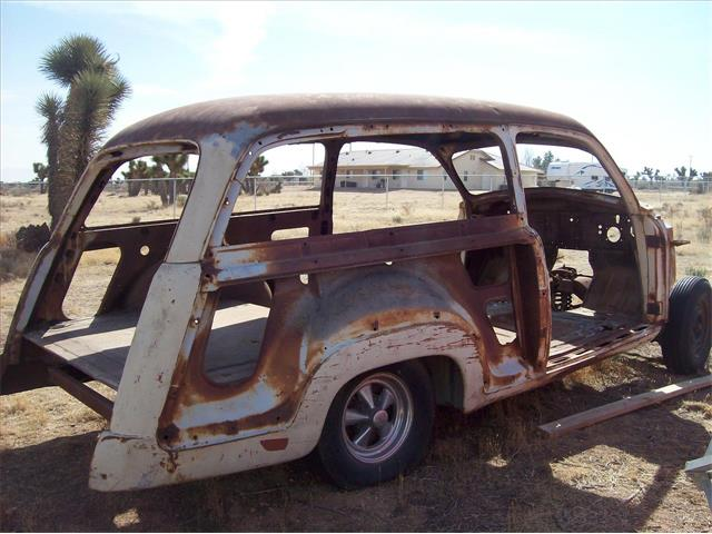 1949 Ford Woody Wagon | 666569