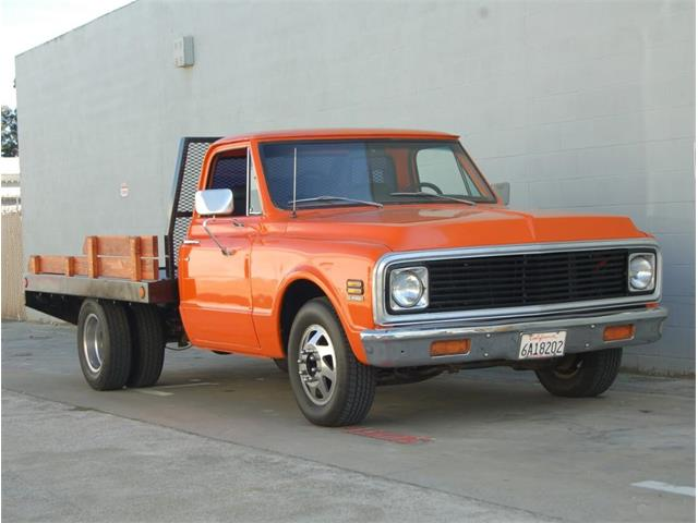 1972 Chevrolet C/K 30 | 666587