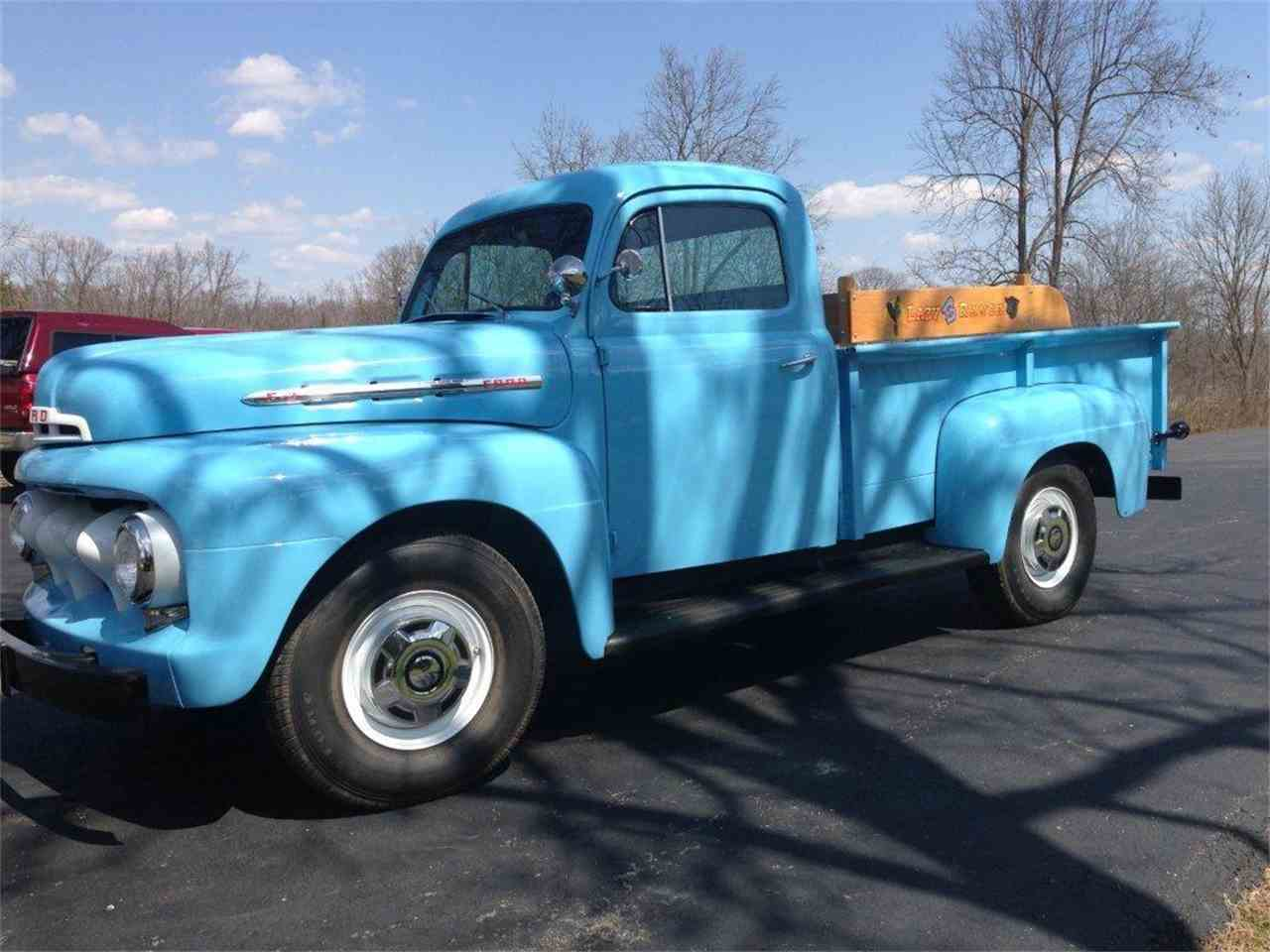 1951 Ford F100 for Sale | ClassicCars.com | CC-666589