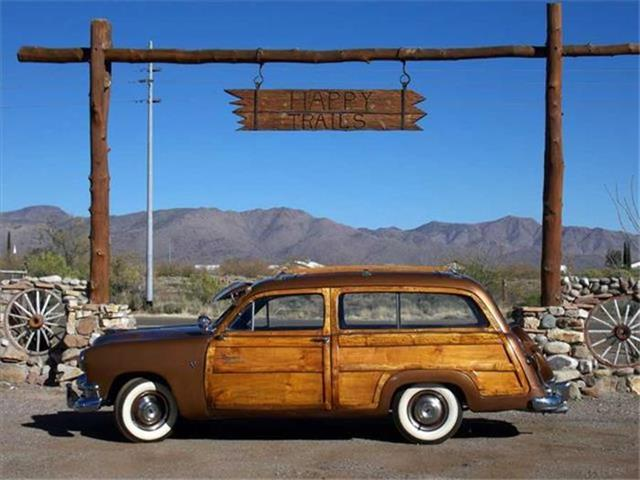 1951 Ford Woody Wagon | 666593