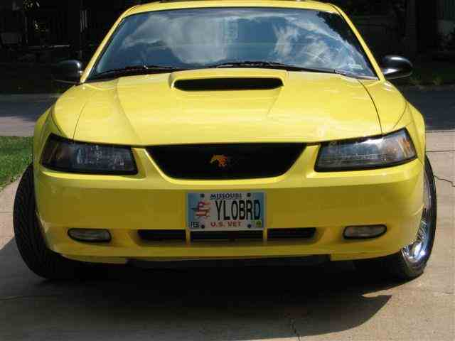 2001 Ford Mustang | 666600