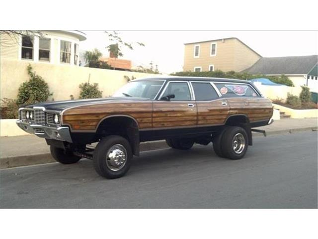1972 Ford Country Squire | 666624
