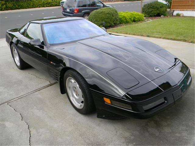 1991 Chevrolet Corvette | 666645