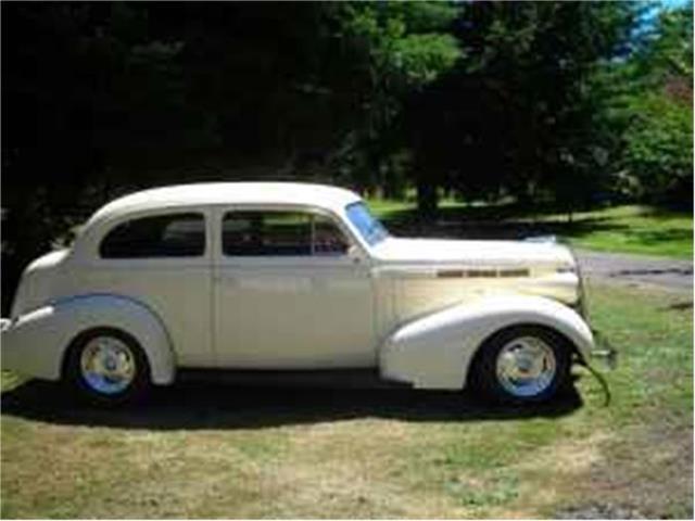 1937 Pontiac Sedan | 666647