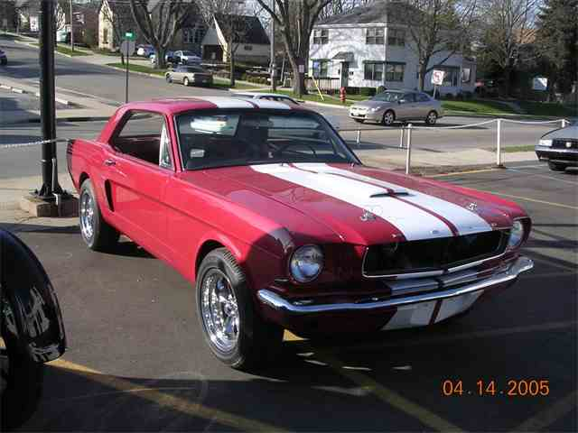 1966 Ford Mustang | 666655