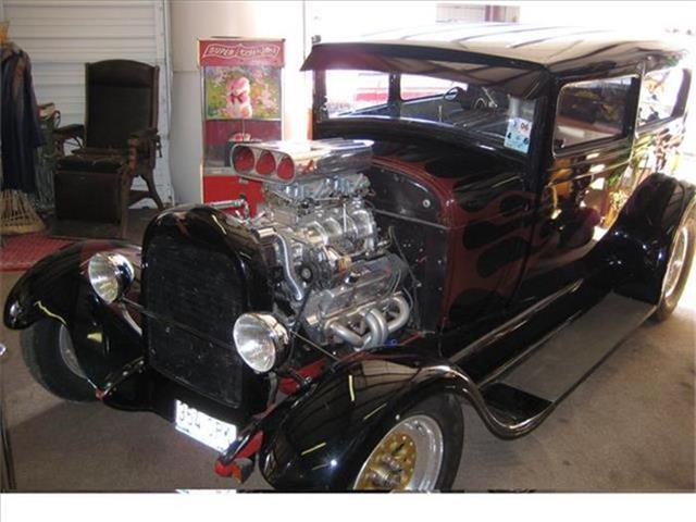 1929 Ford Tudor | 666693