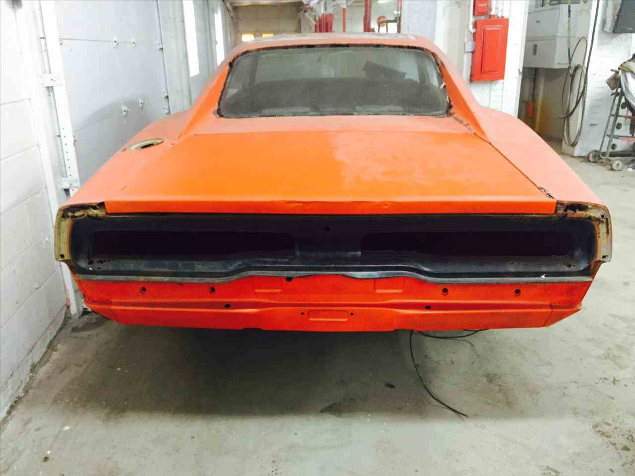 Large Picture of '69 Charger - EAFJ