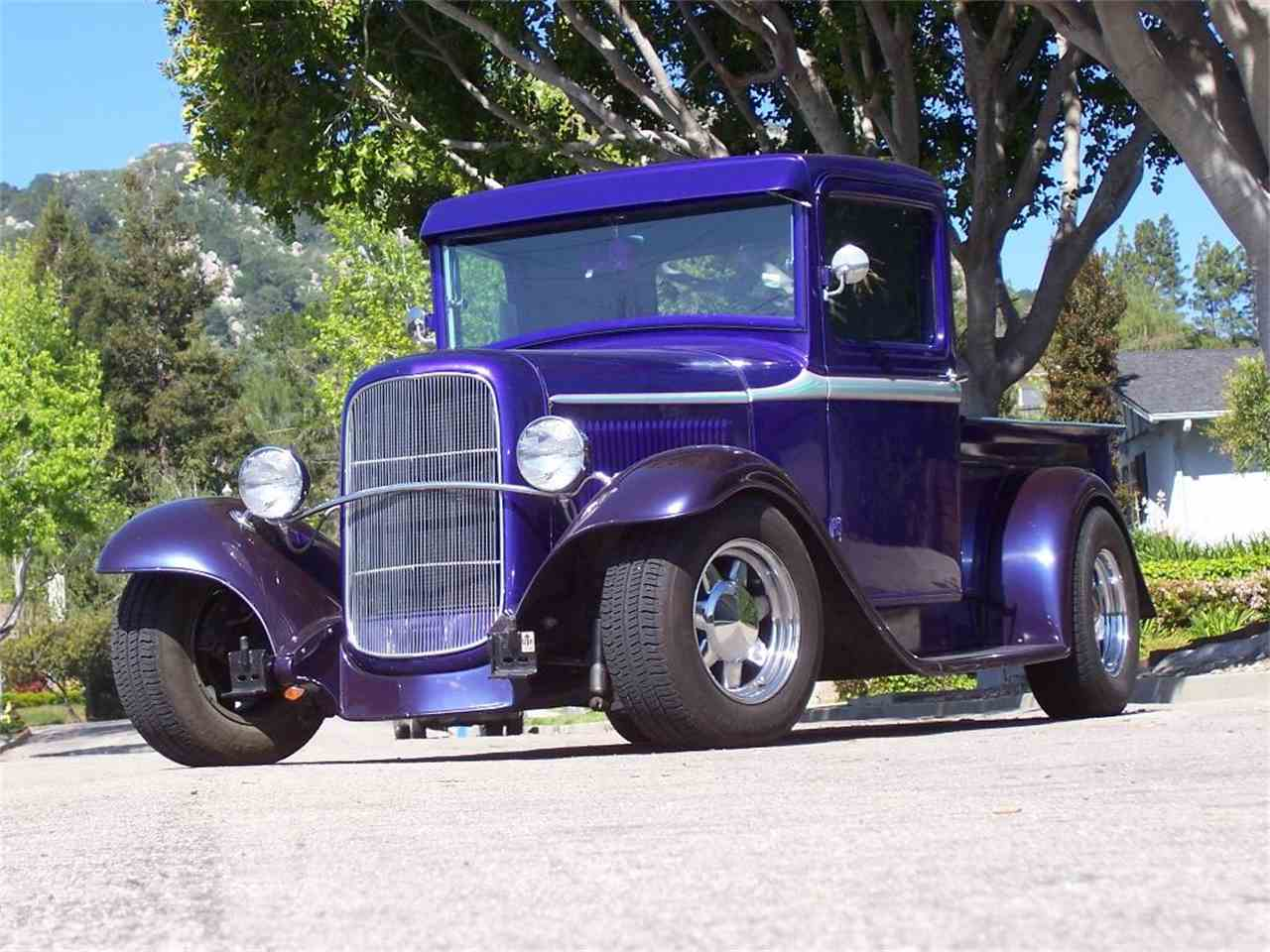 1933 Ford F100 for Sale | ClassicCars.com | CC-666714