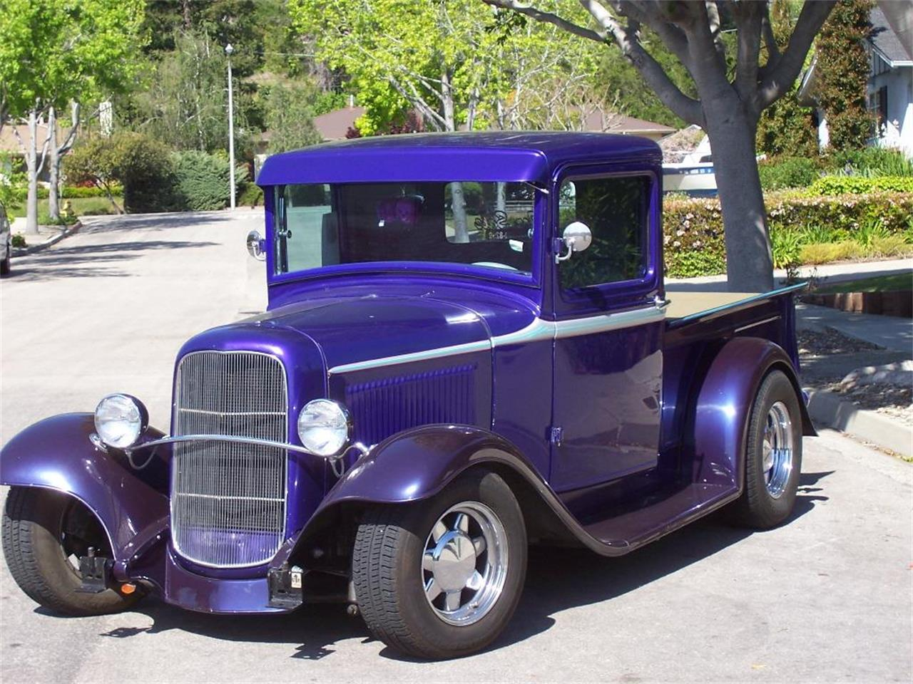 1933 Ford Pickup for Sale | ClassicCars.com | CC-666714