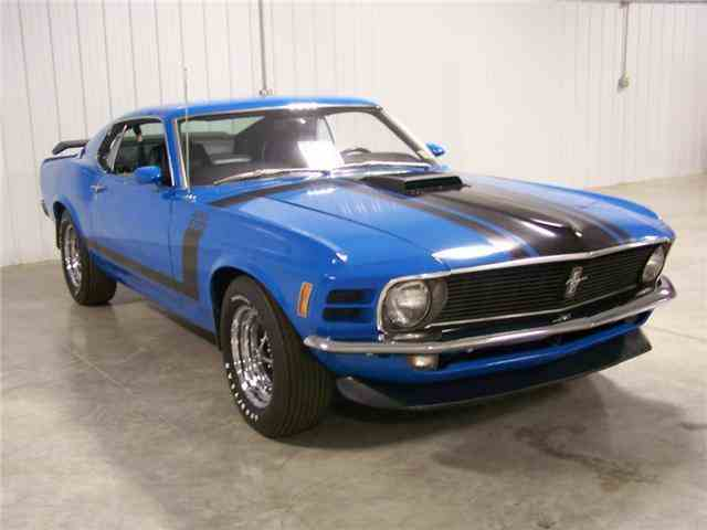 1970 Ford Mustang | 666723