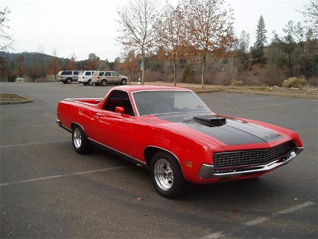 1971 Ford Ranchero | 666742