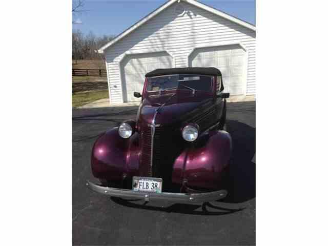 1938 Chevrolet Convertible | 666765
