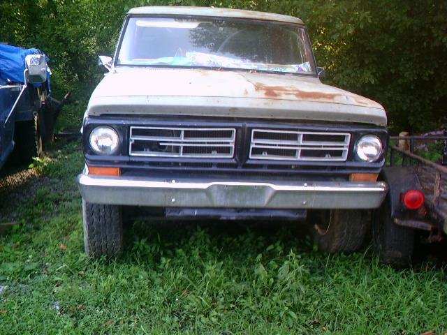 1972 Ford Pickup | 666782