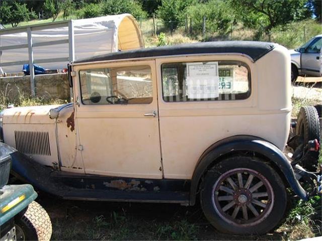 1928 Studebaker Erskine   666788