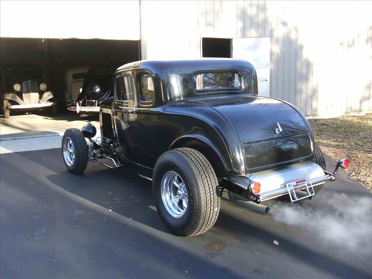 1932 ford 5 window coupe for sale cc 666794. Black Bedroom Furniture Sets. Home Design Ideas