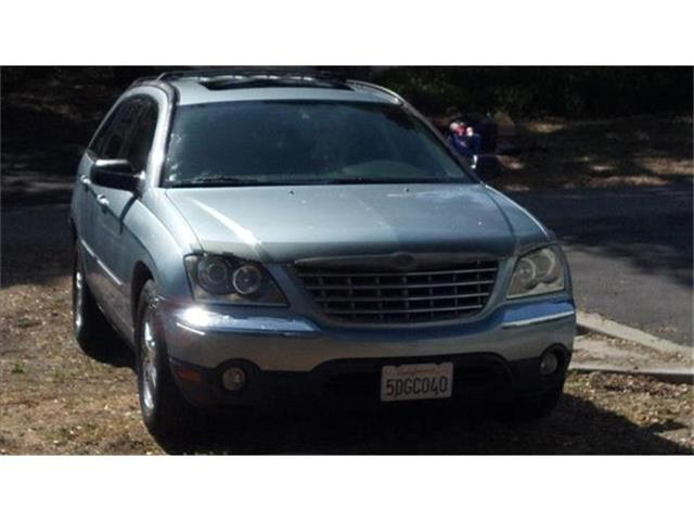 2004 Chrysler Pacifica | 666799