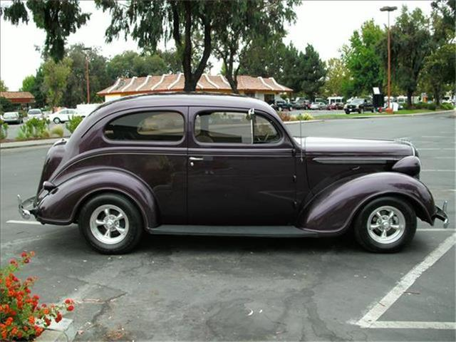 1938 Plymouth Sedan | 666801