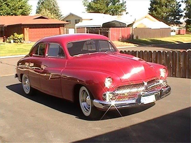 1950 Mercury 4-Dr Sedan | 666804