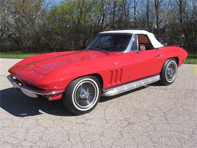 1965 Chevrolet Corvette | 666849