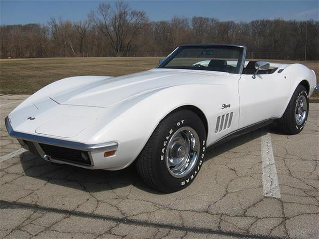 1969 Chevrolet Corvette Stingray | 666853