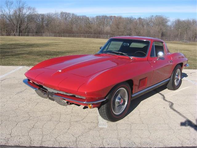 1967 Chevrolet Corvette | 666858