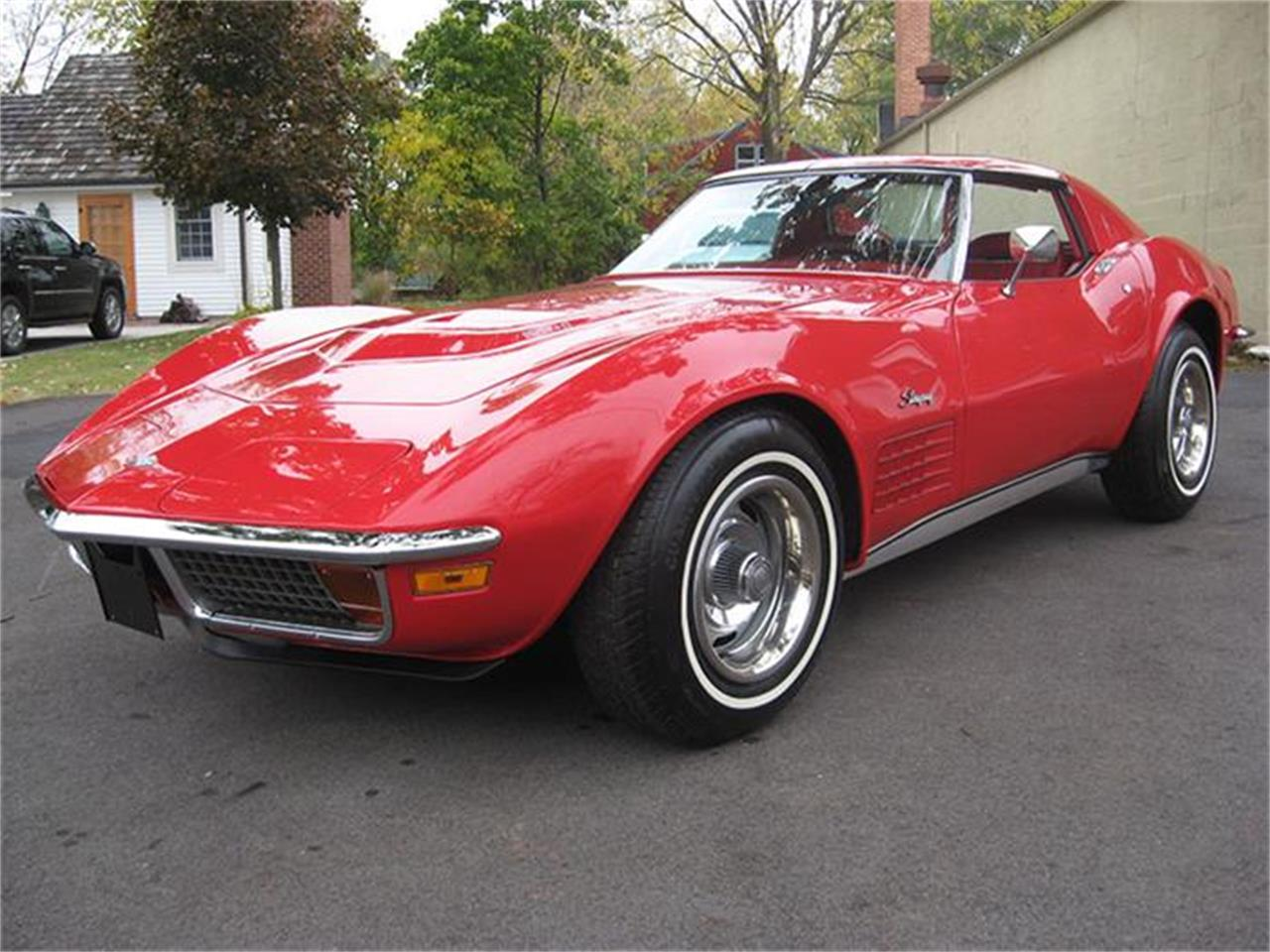 for sale 1972 chevrolet corvette stingray in delafield wisconsin. Cars Review. Best American Auto & Cars Review
