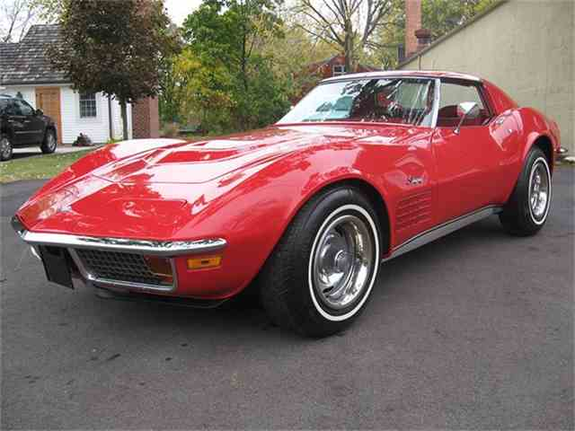 1972 Chevrolet Corvette Stingray | 666859