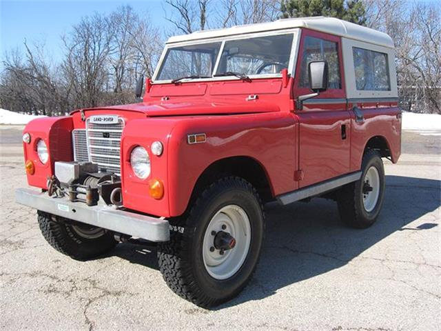 1973 Land Rover Series III | 666860