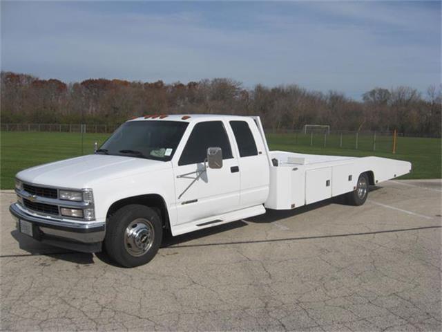 1996 Chevrolet 3500 | 666861