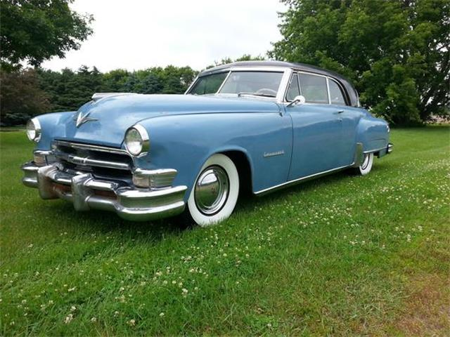 1951 Chrysler Imperial Crown | 666865